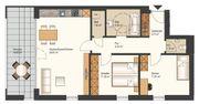 Neubau 3-Zimmerwohnung in bevorzugter Wohnlage