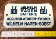 WILHELM HAGEN KG BATTERIE ACCUMULATOREN