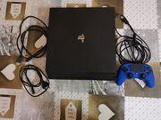 PS4 Pro 1TB mit 4