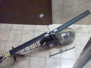 RC Oldtimer Hubschrauber KAVAN Alouette
