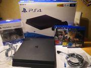 Verkaufe SONY Playstation 4 Slim