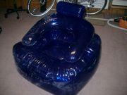 Aufblasbare Sessel Luft-