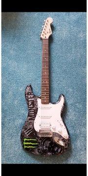 E Gitarre Limitierte Edition