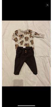 Baby Sweatshirt mit Hose