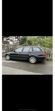 BMW 316 i touring Kombi