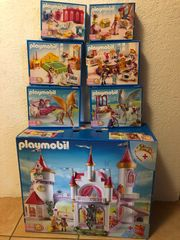 Playmobil Prinzessinnen Schloss 5142 mit