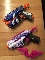 Nerf Pistolen