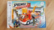 Tiptoi Spielwelt Feuerwehr von Ravensburger