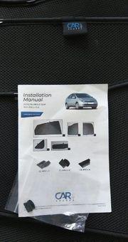 sonnenschutz UV-Schutz Toyota Prius 2