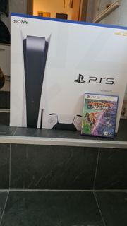 Playstation 5 NEU OVP Ratchet