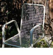Gartenstühle zu verschenken