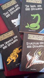 biete verschiede Jugendbücher