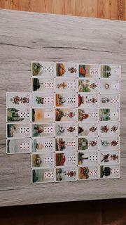 Lerne Kartenlegen mit den Lenormandkarten