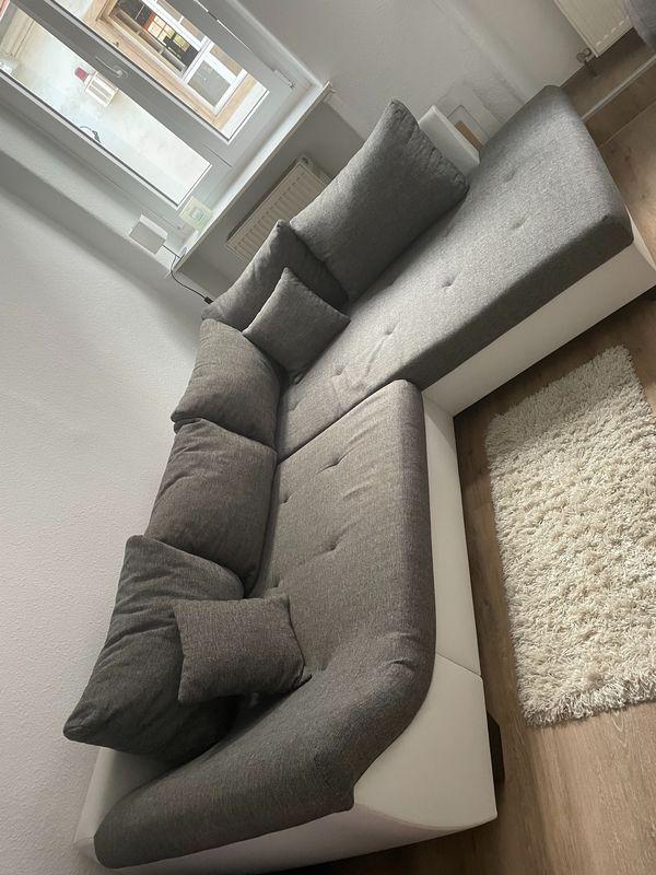 Couch L-Form ausziehbar