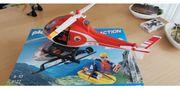 Hubschrauber playmobil