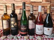 Weinkellerbestand Reduzierung