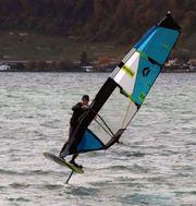 Fast neuer Windsurf-Foil Horue Vini