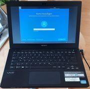 Gebrauchter Sony VAIO SVS1312P9EB 13