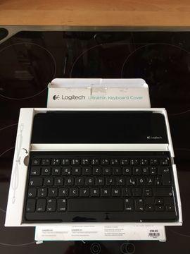 Keyboards - Logitech ultrathin Keyboard Cover
