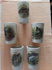 Tolle Keramikbecher für Angler