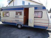 Wohnwagen LMC Luxus 495 E