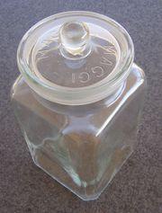 Maggi Glasbehälter Glasbehältnis Glasgefäß Vorratsglas