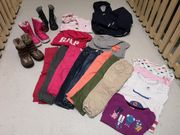 Verkaufe Mädchenkleidung Grösse 86 92