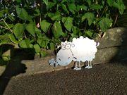 Schaf aus Stahl