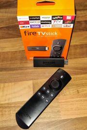 Fire TV Stick mit Sprachfernbedienung