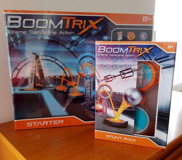 BoomTrix Extreme Trampolin Action Starter