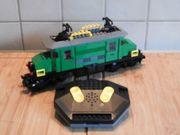 Lego 9V Lok Krokodil mit