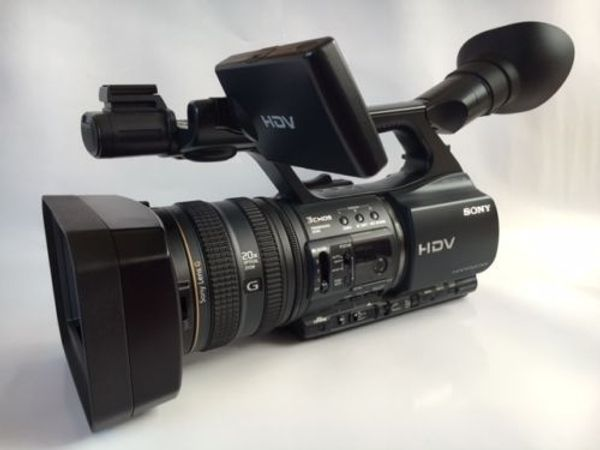Sony HDR-FX1 E