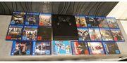 PS 4 mit 20 Spielen