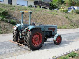 Traktoren, Landwirtschaftliche Fahrzeuge - HANOMAG PERFEKT 400