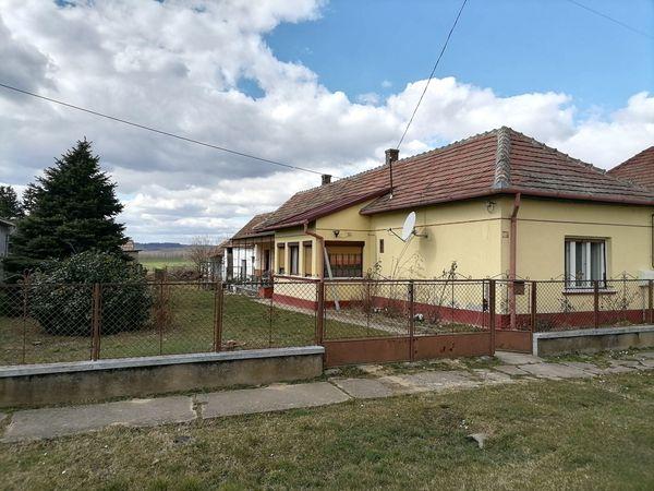 Ungarn Renoviertes Haus beim Kis