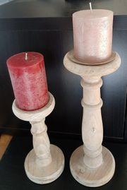 Kerzenhalter inkl Kerzen