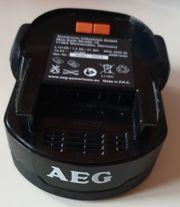 AEG Akku für Akkuschlagbohrschrauber