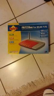 Fritz Box 7170