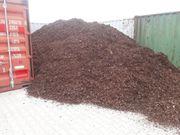 Rindenmulch 0-40 mm zu verkaufen