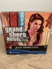 Merchandising Aufsteller GTA5 Turm