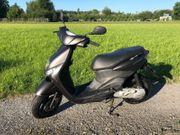 Yamaha Neos 50 schwarz matt