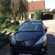 Peugeot 207 SW Garagenwagen mit