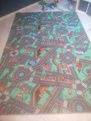 Großer Spielteppich Teppich