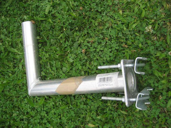 Mastausleger Balkonausleger 30 cm Wandabstand