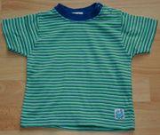 Gestreiftes T-Shirt - Größe 68
