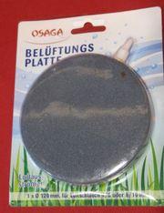 Aus Aquarium Auflösung Osaga Filterstein