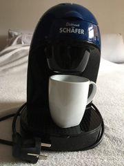 Kaffeemaschine Single 2 Tassen Permanentfilter