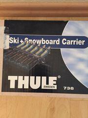 Thule 738 Ski -Snowboard Carrier
