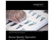 Senior Quality Specialist m w
