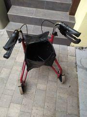 Dreirad Rollator